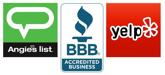 Should You Be Listed With Angie's List, BBB or Yelp?