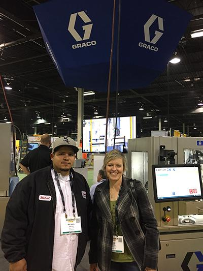 NAPCO Attends The ASSEMBLY Show