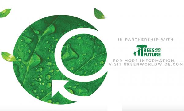 NAPCO Part of Green Trees Shipping Program