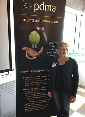 Dani Nichols and Steve Zamborsky Attended The Innovation Whitespace Conference: Developing into the Unknown