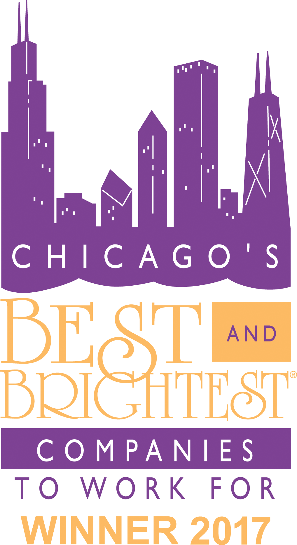 """NAPCO Named One of """"Chicago's Best and Brightest Companies to Work For"""""""