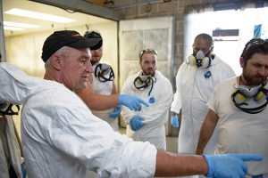 refinishing training - NAPCO