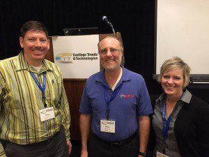 NAPCO team at the CTT conference