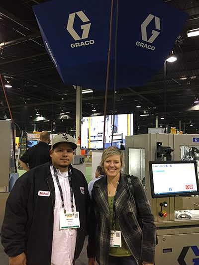 NAPCO at the 2016 ASSEMBLY Show
