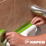 Tips From the Pros on Masking Your Bathroom or Kitchen before Refinishing