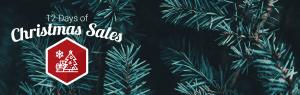 NAPCO 12 Days of Christmas Sale