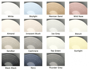 Top Refinishing Color Trends for Summer 2018