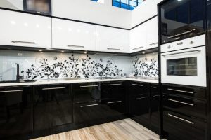2019 Kitchen Trends with Color for Cabinets and Countertops