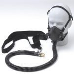 Axis Replacement Half Mask with Hose