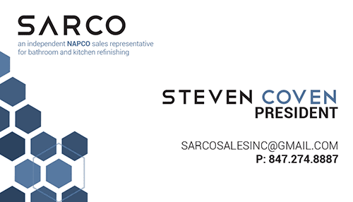 SARCO business card