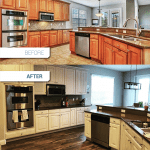 Benefits of Kitchen and Bathroom Refinishing
