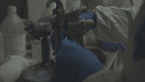 Keeping Your Refinishing Equipment Clean